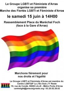 1i re marche des fiert s lgbti et f ministe d arras planningfamilial npdc. Black Bedroom Furniture Sets. Home Design Ideas
